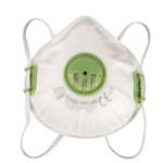 ergonomikus porszŰrŐ maszk szeleppel (ffp3)