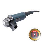 sarokcsiszolÓgÉp - 230mm / 2350w (86104 tartozÉkkal)